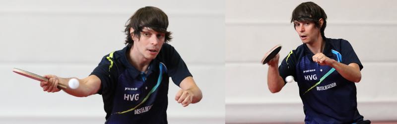 Andreas - Spieler der ersten Herrenmannschaft