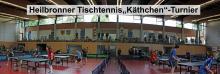 Heilbronner Tischtennisturnier der TSG 1845